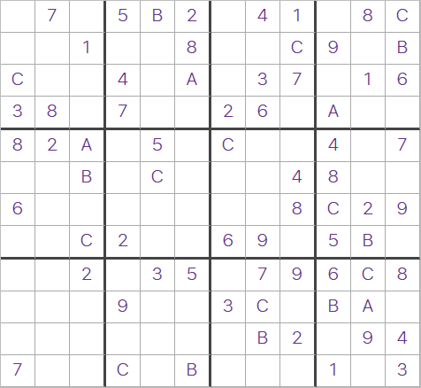 How to solve 12×12 Giant Sudoku puzzles