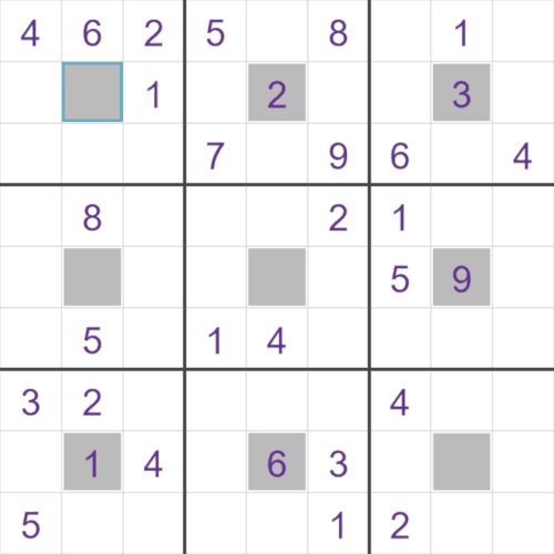 How to solve Center-Dot Sudoku puzzles